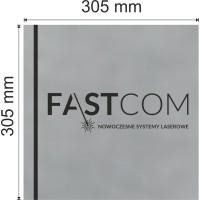 LZ-907-030 aluminium/czarny