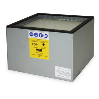 Filtr złożony HEPA/gas filter